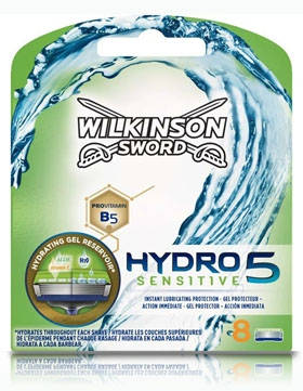 Hydro 5 Sensitive - 8 blader