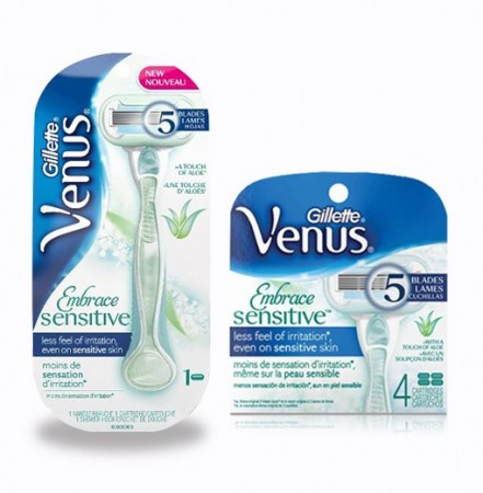 Venus Embrace Sensitive Combopakke S
